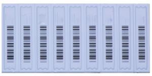 Signatronic Barcode