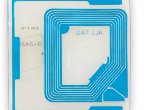 2-in-1™ RFID / RF Label