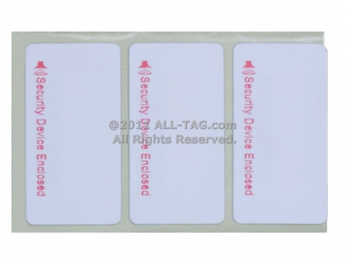 All-Tag 23×44 mm Label