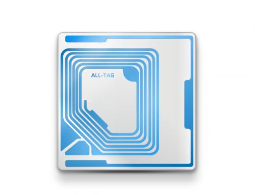 2-in-1™ RFID / RF Label