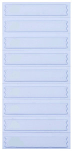 ALL-TAG's Signatronic AM Label – Plain White