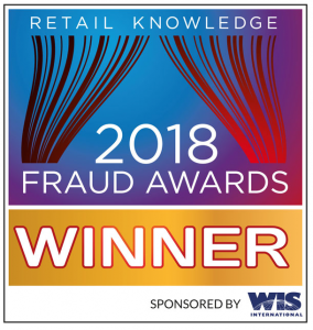 2018 Fraud Awards Winner