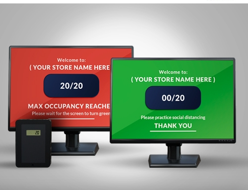 Affordable Store Occupancy Counter