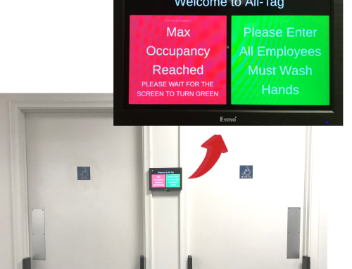 Enhanced Occupancy People Counter