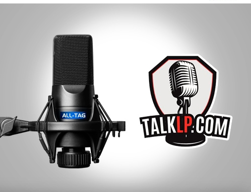 ALL-TAG Co-Sponsors a Podcast with Bob Oberosler on talklp.com